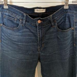 Madewell Roadtripper Skinny Jeans Size 31